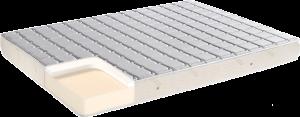 Dormeo Memory Plus memory foam mattress