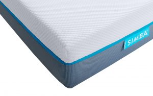Simba Hybrid mattress 200 night trial