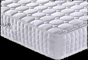 Vesgantti Memory Foam Pocket Sprung Hybrid Mattress