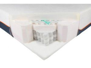 Brook and Wilde Lux memory foam mattress