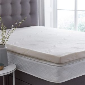 Silentnight Impress mattress topper