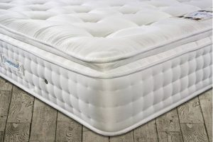 Sleepeezee Wool Supreme 2400 pocket sprung mattress