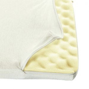 Memory foam mattress cotton cover