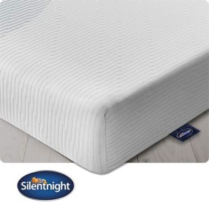 Silentnight 3 Zone Memory Foam Mattress
