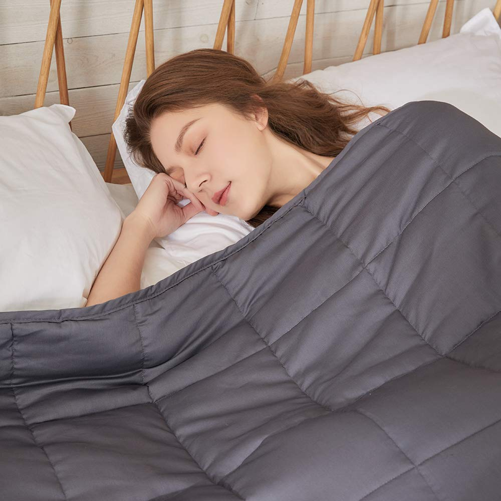 Will a weighted blanket help you sleep