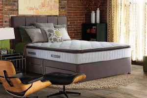 Sealy Posturepedic Nostromo Latex 1400 Pocket mattress